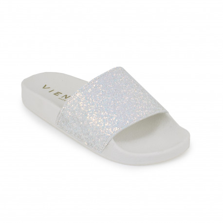 Slip on blanco/blanco