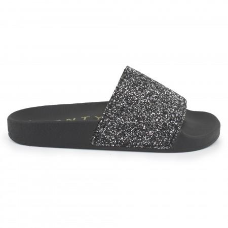 Slip on negro/antracita