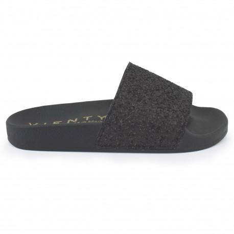 Slip on negro/negro