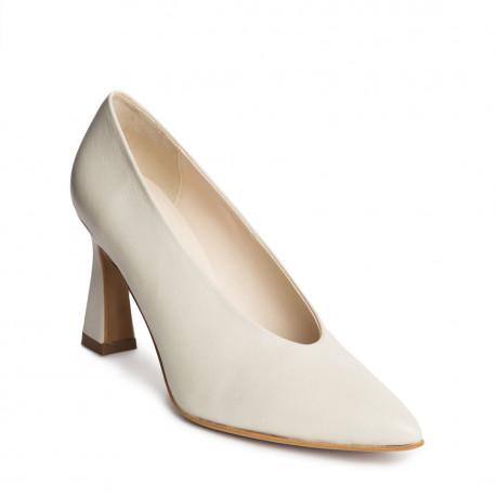 Zapato salón Sin Savana greige
