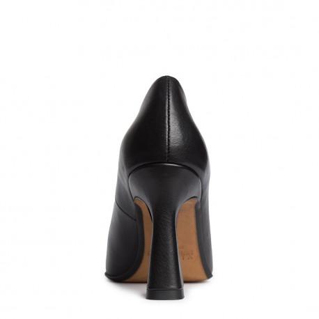 Zapato tacón Sin Savana negro