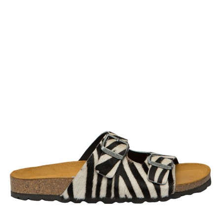 Sandalia Bio Zebra Pony
