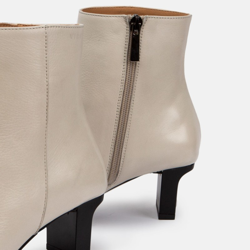 NEW IN - Beige ankle boots MARILOU