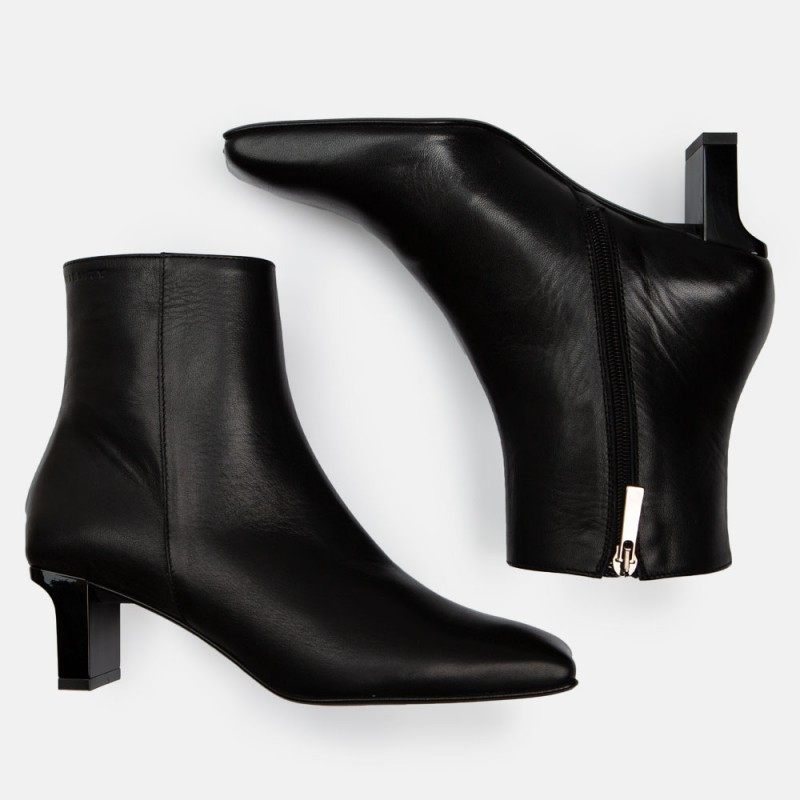 NEW IN - Black ankle boots MARILOU