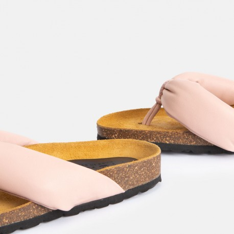 Bio pala acolchada piel nude DIMA