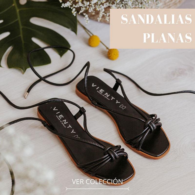 Sandalias Planas