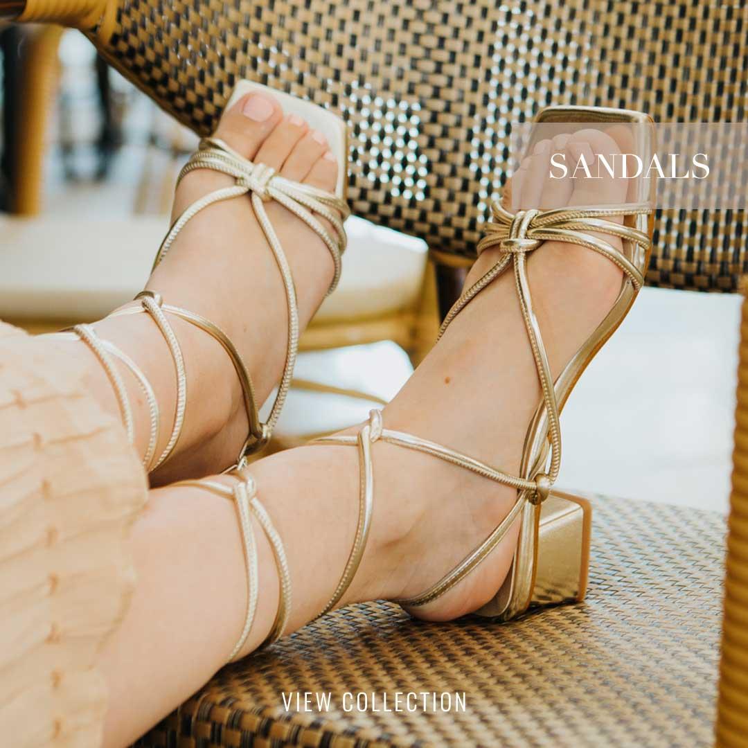 Vienty Sandals