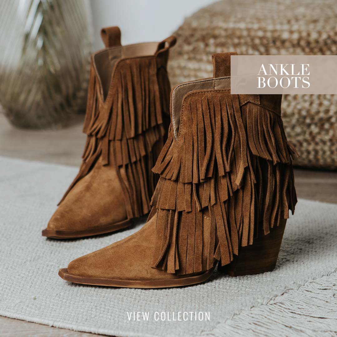 Vienty Ankle Boots