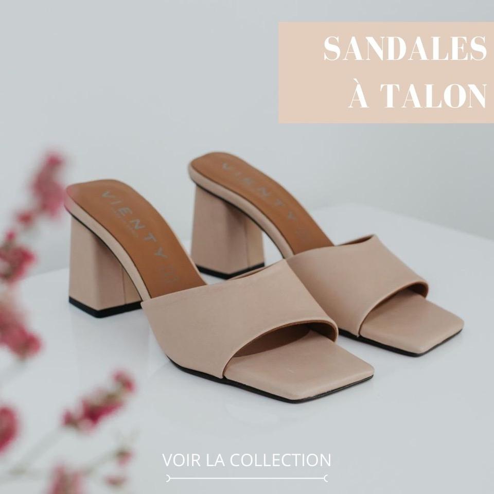 Vienty Sandales a Talons