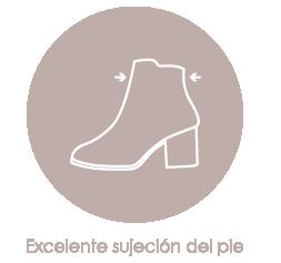 Sujección del pie